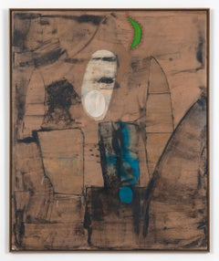 Forest Floor - 20th Century, Oil on canvas