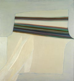 Untitled 2 - 20th Century, Oil on canvas by Prunella Clough