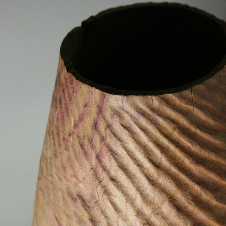 Italian Prunus Cerasifera Vase For Sale