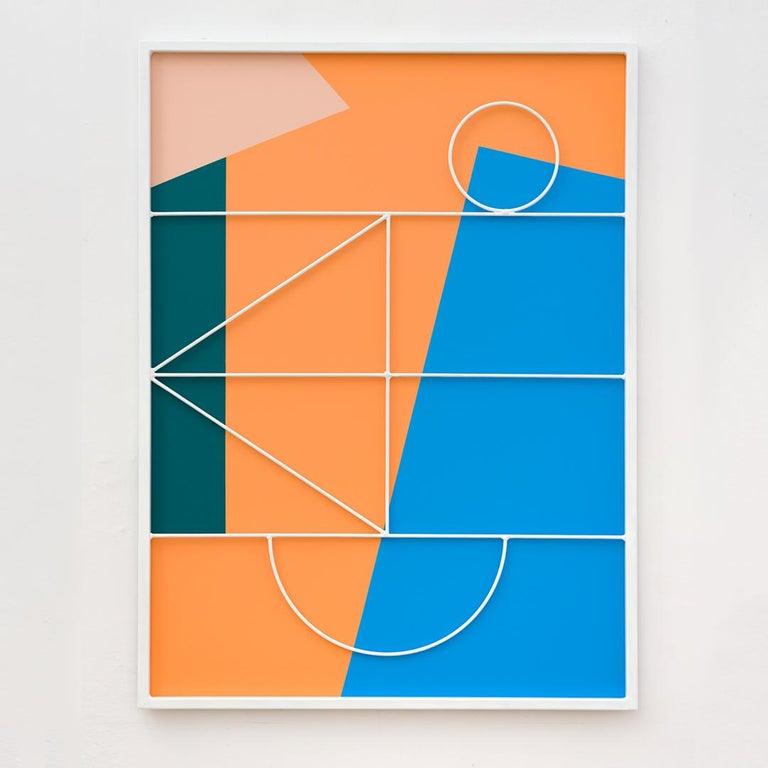 Canadian Przemek Pyszczek, Facade Painting II, CA For Sale