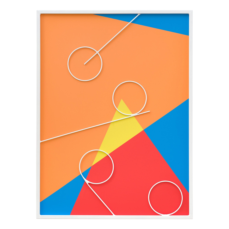 Przemek Pyszczek, Facade Painting V, CA