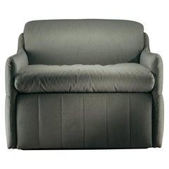PS I Love You Armchair in wool velvet