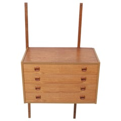 Ps Wall Unit Danish Shelving System Chest Drawers Floating Randers