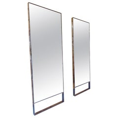 """Psiche"" Mirror by Antonio Citterio from the Maxalto Collection for B & B Italia"