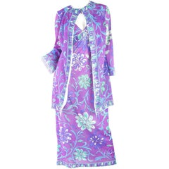 Pucci Form Fit Rogers Robe and Gown