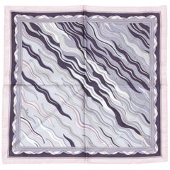 Pucci Silk Geometric Pochette Scarf