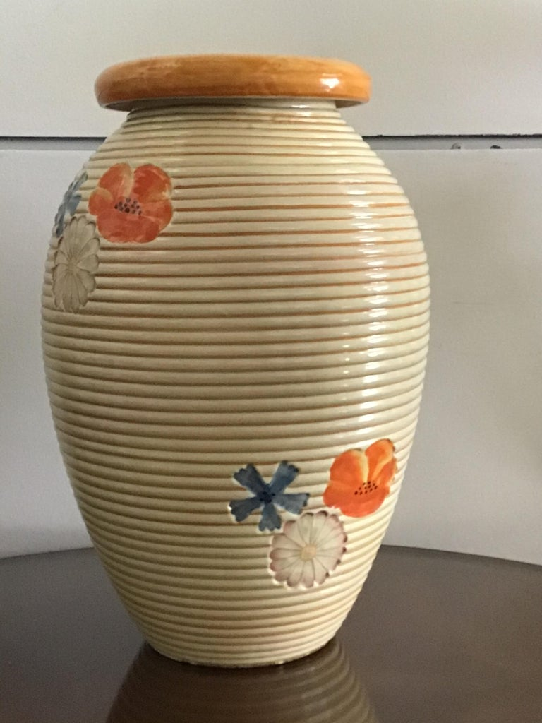 Pucci Umbertide Vase /Umbrella Stand Ceramic, 1950, Italy For Sale 6