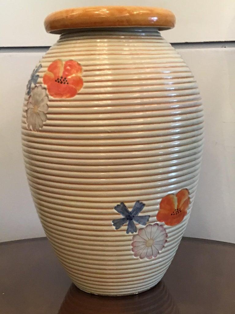 Pucci Umbertide Vase /Umbrella Stand Ceramic, 1950, Italy For Sale 7