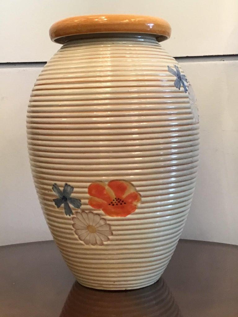 Pucci Umbertide Vase /Umbrella Stand Ceramic, 1950, Italy For Sale 9