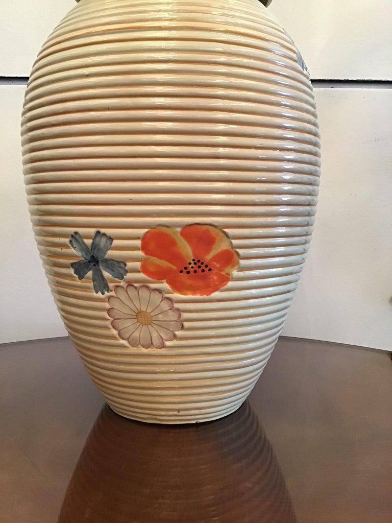 Pucci Umbertide Vase /Umbrella Stand Ceramic, 1950, Italy For Sale 11