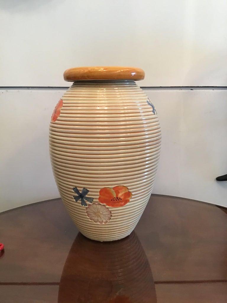 Pucci Umbertide Vase /Umbrella Stand Ceramic, 1950, Italy For Sale 13