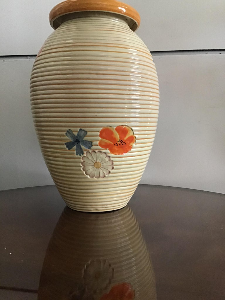 Other Pucci Umbertide Vase /Umbrella Stand Ceramic, 1950, Italy For Sale