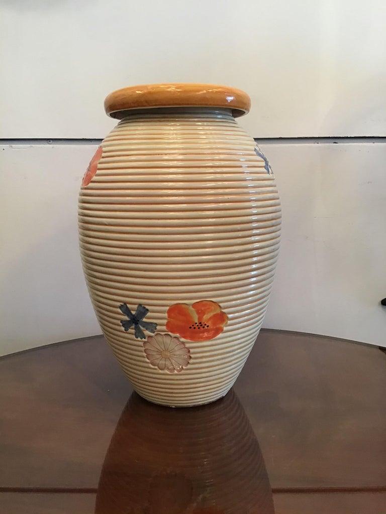 Pucci Umbertide Vase /Umbrella Stand Ceramic, 1950, Italy For Sale 14