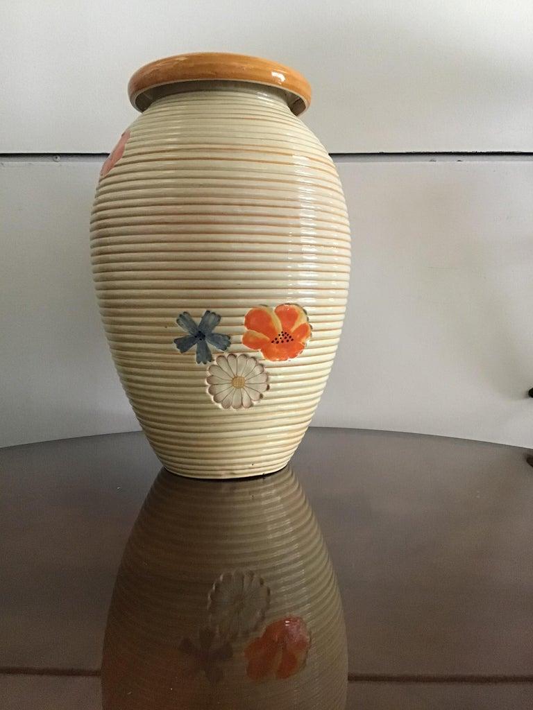 Pucci Umbertide Vase /Umbrella Stand Ceramic, 1950, Italy For Sale 1