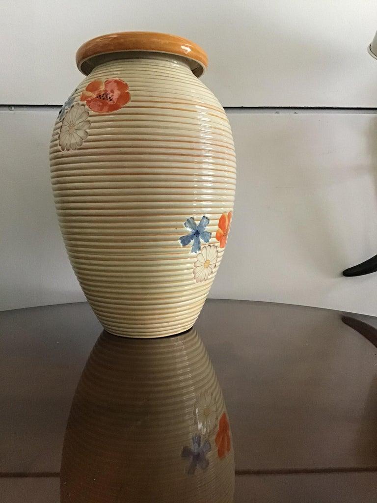 Pucci Umbertide Vase /Umbrella Stand Ceramic, 1950, Italy For Sale 2