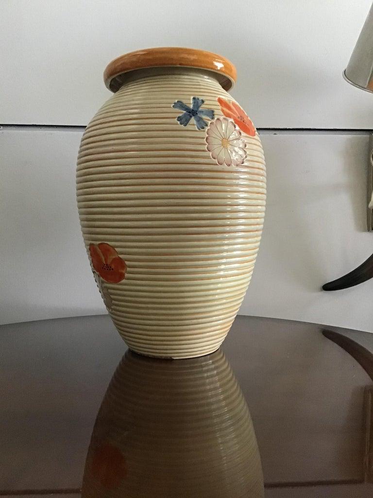 Pucci Umbertide Vase /Umbrella Stand Ceramic, 1950, Italy For Sale 3