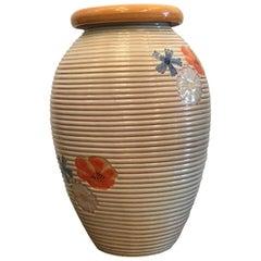 Pucci Umbertide Vase /Umbrella Stand Ceramic, 1950, Italy