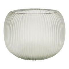 Puffo Vase Crystal