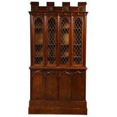 Pugin Bookcase