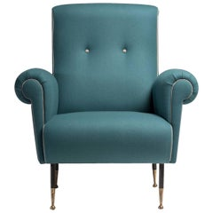 Pulce Armchair Tribeca Collection by Marco and Giulio Mantellassi