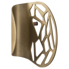 Pullcast Atlas Cabinet Handle in Brushed Brass