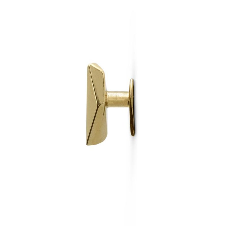 Art Deco Karat CM3006  Cabinet Hardware  Drawer Handle For Sale