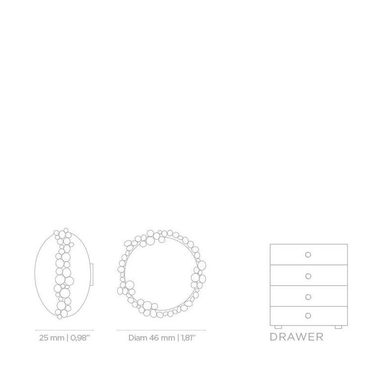 Portuguese Macaron CM3005  Cabinet Hardware  Drawer Handle For Sale