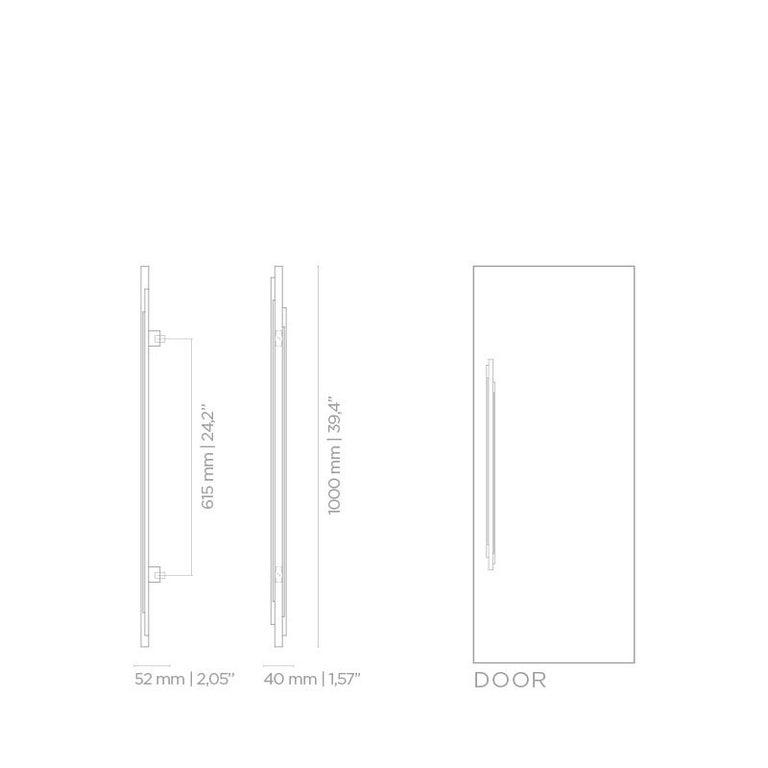 Polished Skyline CM3014  Door Hardware  Door Pulls For Sale
