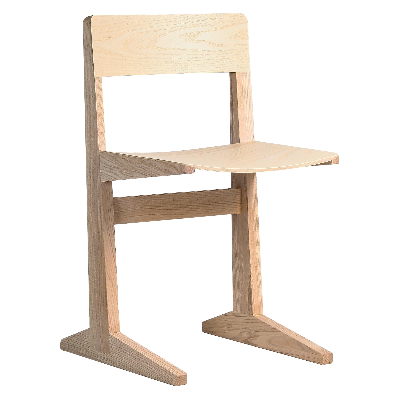Punc, Modern Nordic Scandinavian Design Dining Chair, with Shane Schneck