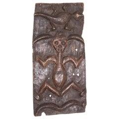 Punu Carved Granary Door