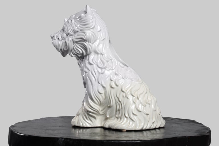 Puppy Vase by Jeff Koons, 1998 In Excellent Condition For Sale In Notting Hill, GB