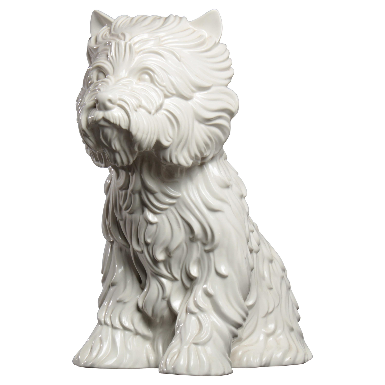 Puppy Vase by Jeff Koons, 1998