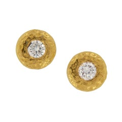 21st Century and Contemporary Stud Earrings
