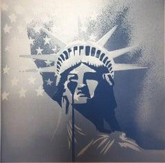Amerika - Blue