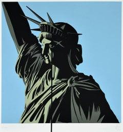 PURE EVIL: AMERICA'S NIGHTMARE 2020 Limited Edition Street Art, Pop Art