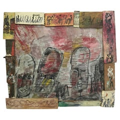 Purvis Young Outsider Art