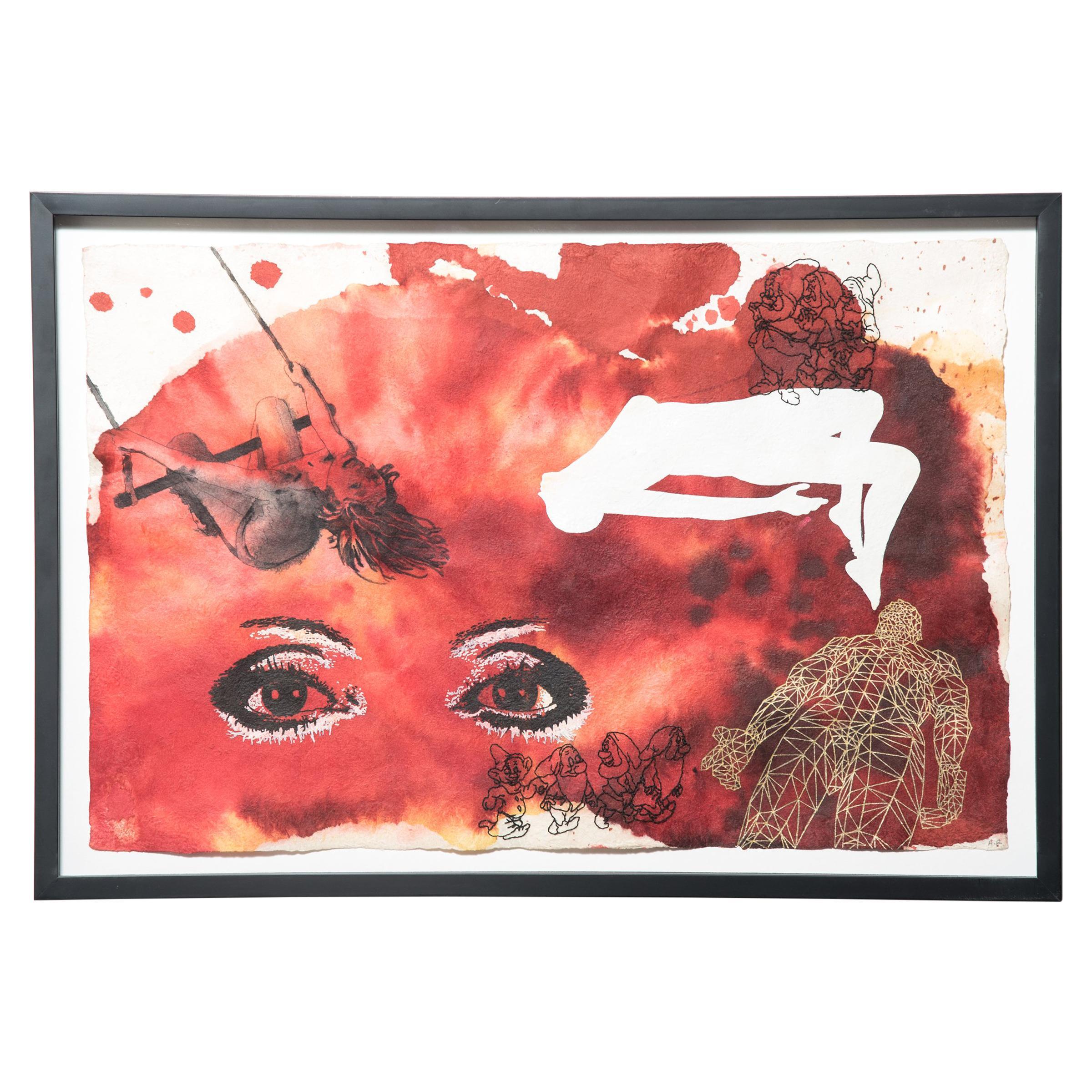 """""""Pygmalion Effect IX"""" by Almudena Rodriguez"""