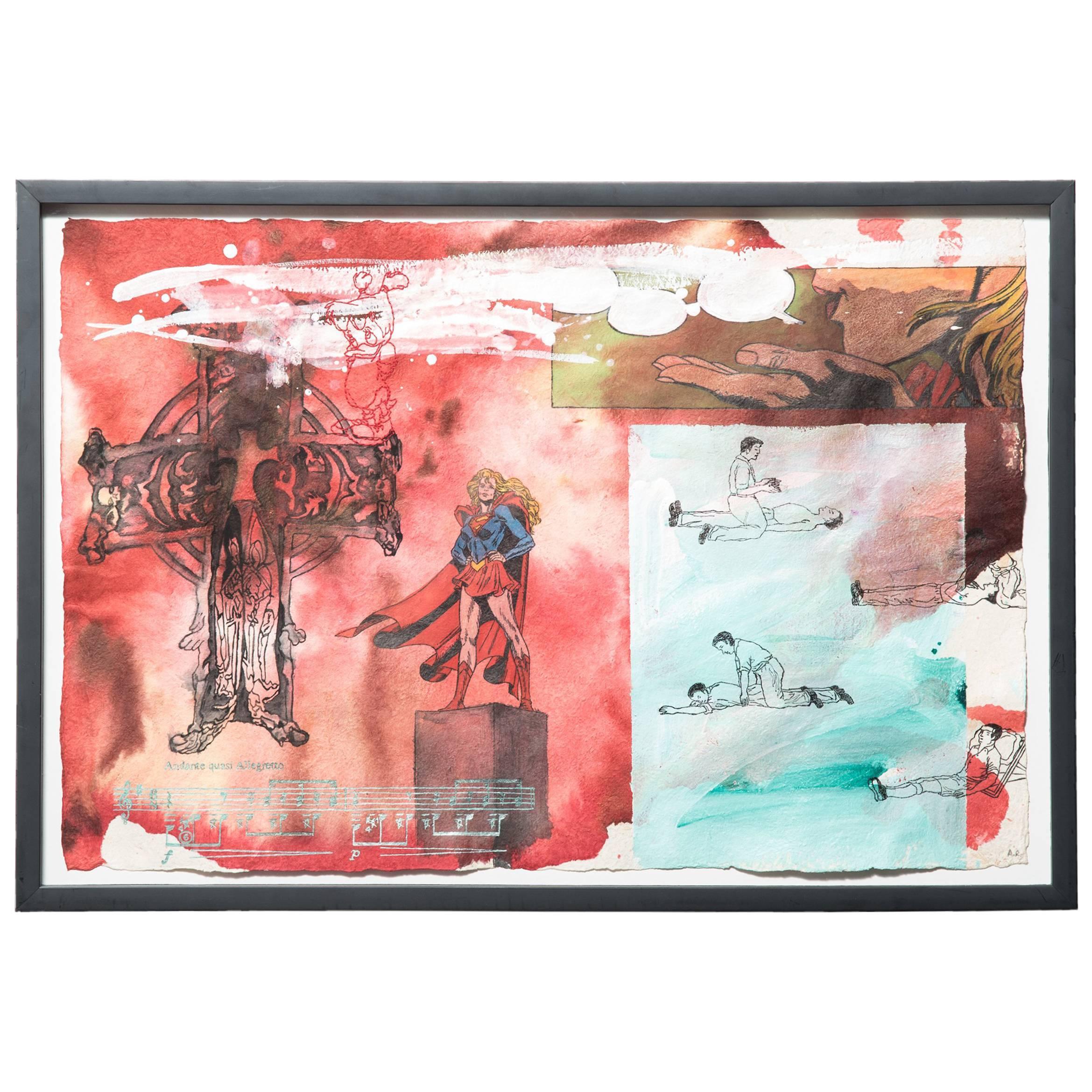 """Pygmalion Effect VII"" by Almudena Rodriguez"