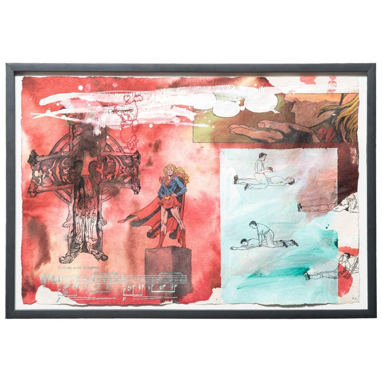 """""""Pygmalion Effect VII"""" by Almudena Rodriguez For Sale"""