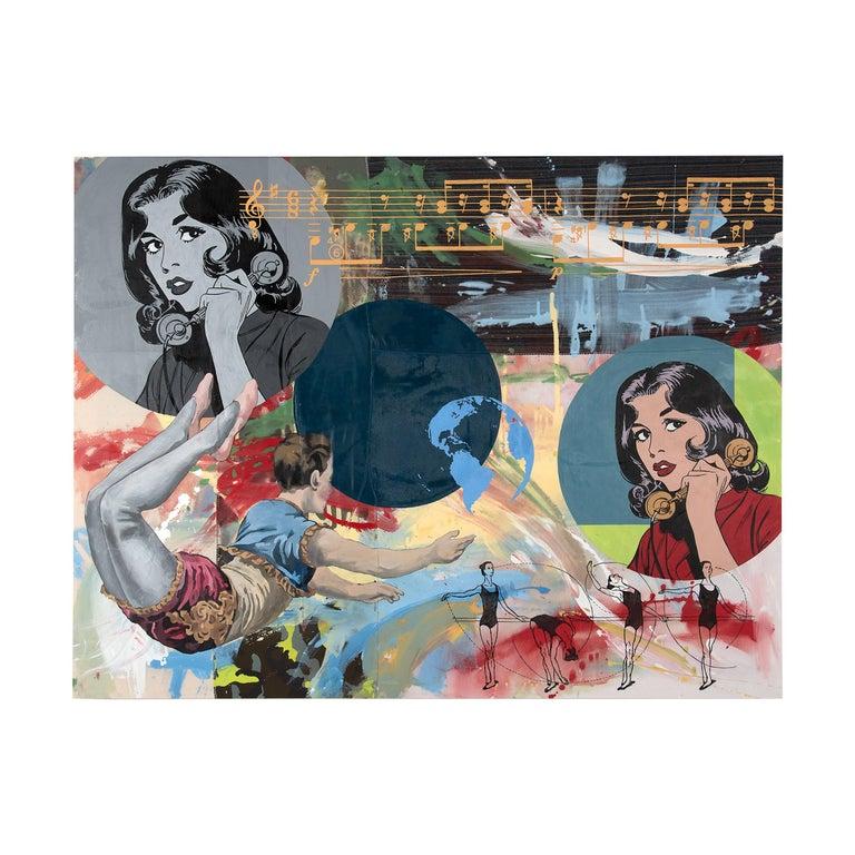 """""""Pygmalion Effect XXX"""" by Almudena Rodriguez For Sale"""