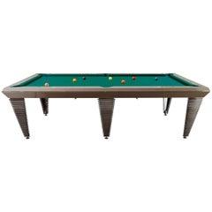 Pyramid Kame Billiard Pool Table