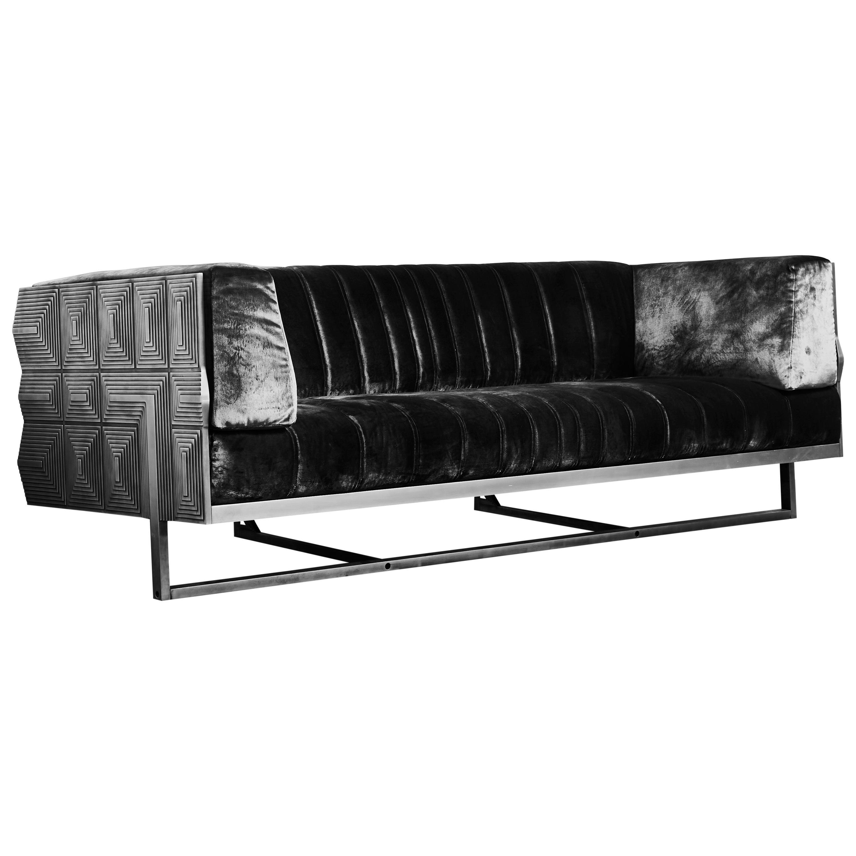 """Pyramide"" Sofa by Erwan Boulloud at Cost Price"