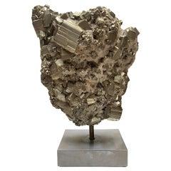 Pyrite Sculpture, 1980