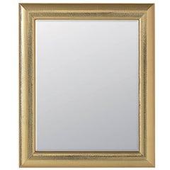 Python Gold Mirror