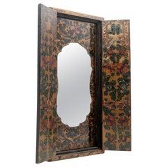 Qajar Mirror, 19th Century