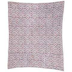 Qalamkar Quilt from India Late 19th Century