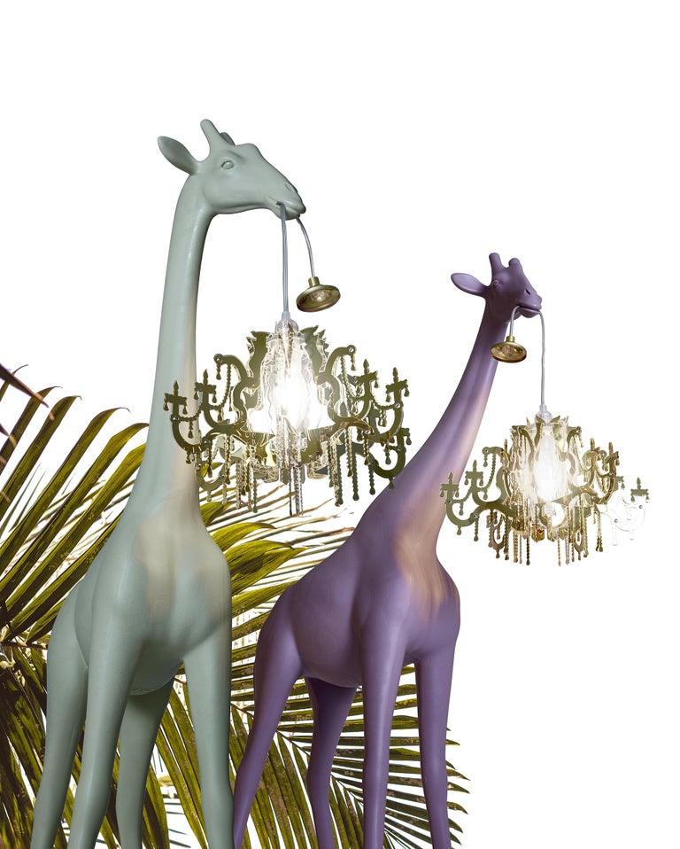 Qeeboo Giraffe in Love XS Lamp by Marcantonio For Sale 20