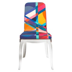 Qeeboo Moibibi B.B. Chair in Multi-Colors by Marcel Wanders