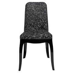 Qeeboo Triangular B.B. Chair in Black by Marcel Wanders