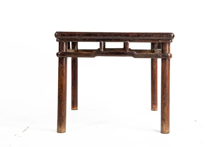 Qing Dynasty Small Side Table For Sale 1